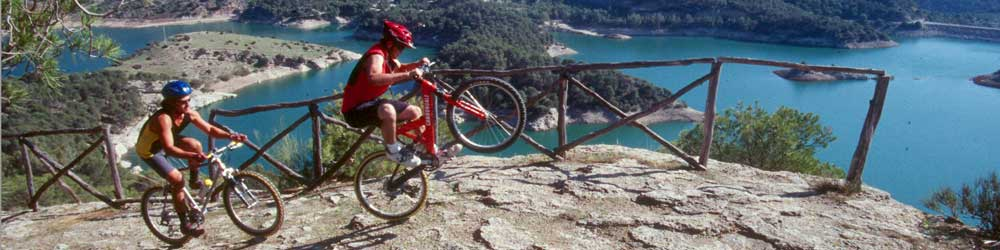 Mountainbike El Chorro