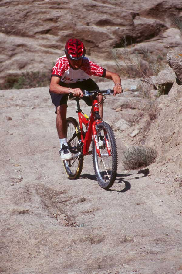 Mountain Bike El Chorro